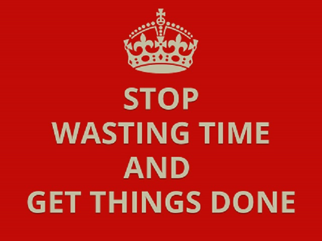 stop_wasting_time_get_things_done